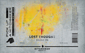 Lost Thought - Double IPA - 4-Pack